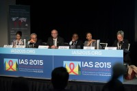 """""""8th IAS Conference on HIV Pathogenesis, Treatment and Prevention (IAS 2015). Vancouver, Canada. Copyright: Marcus Rose/IAS Image Shows: IAS Member's Meeting."""""""